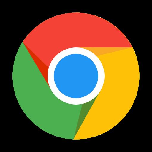 (Google Chrome)
